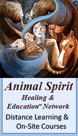 Animal Spirit Healing & Education Network - Teleclasses and On-Site Training
